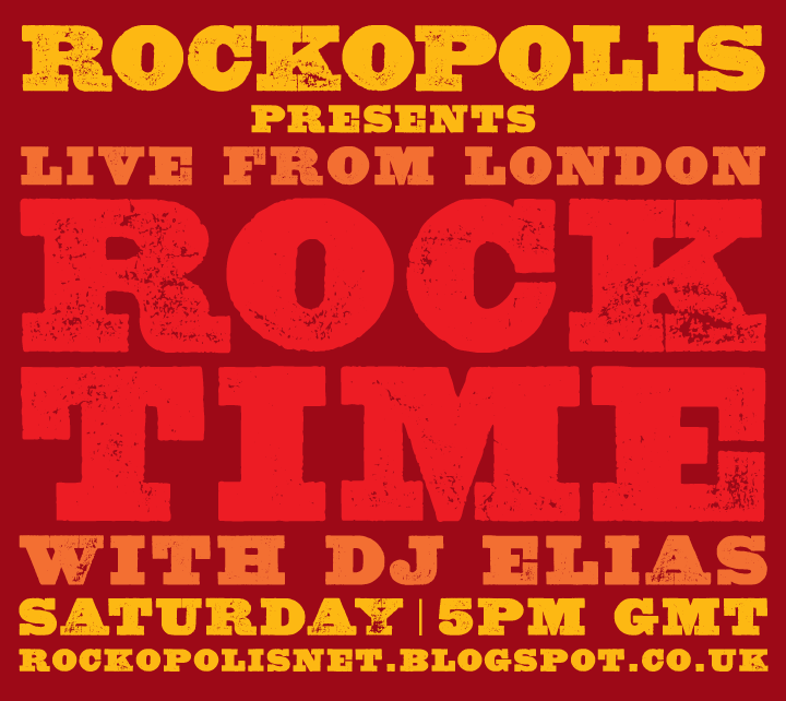 Live from London it's Rock Time with DJ Elias
