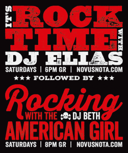 Rock Time and Rocking with the American Girl